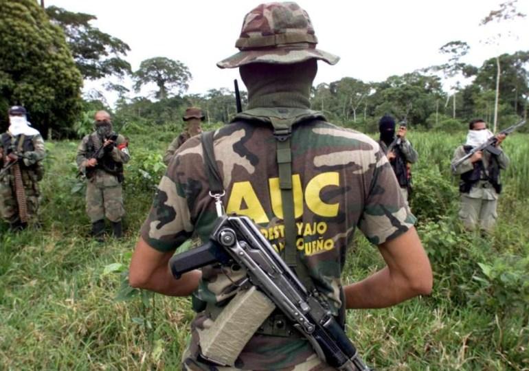 3 características por las que COEUROPA afirma que existe el paramilitarismo
