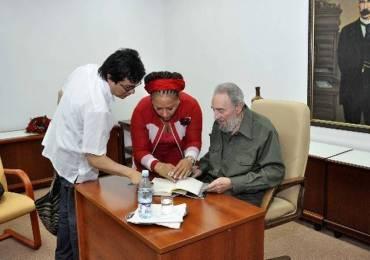 Fidel Castro un revolucionario comprometido con la Paz de Colombia