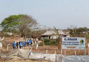 Familias de Asotracampo siguen sin techo después de un año de desalojo