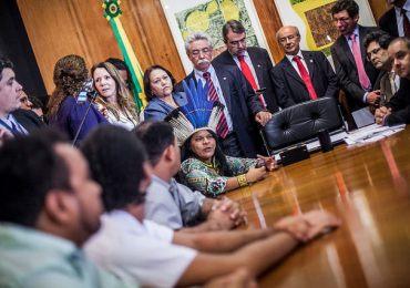 Movimientos populares piden impeachment contra Temer