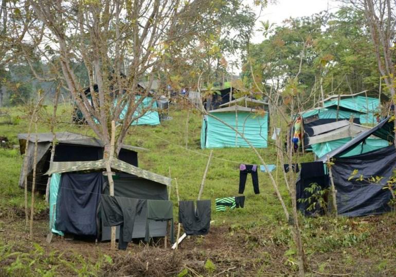 Denuncian incumplimientos en obras de zona campamentaria para las FARC en Caldono