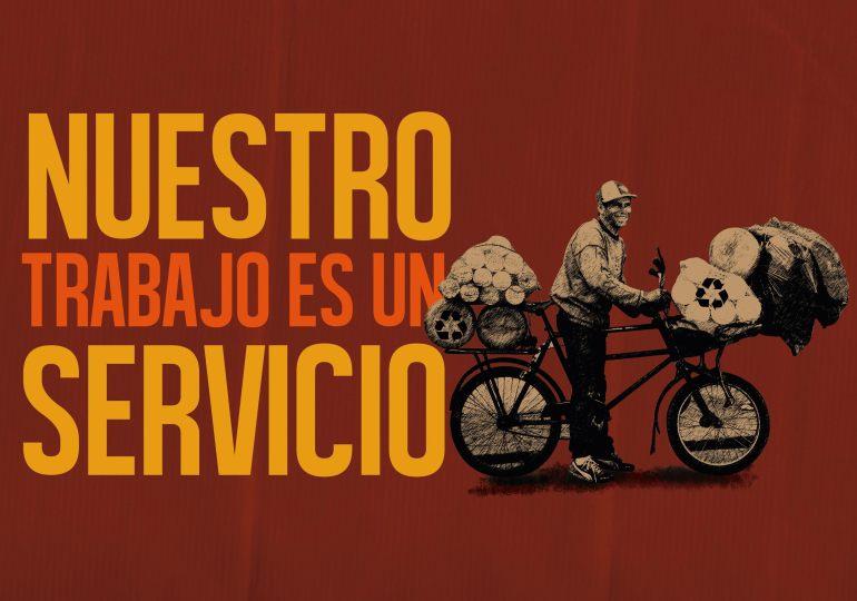 Recicladores demandan licitación del servicio aseo de Bogotá