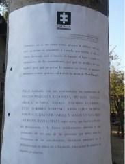 Comunicado caso Las Pavas-2