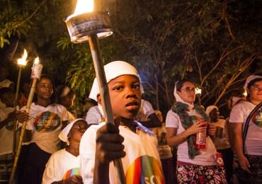Soy génesis, festival de la memoria en Cacarica - Chocó