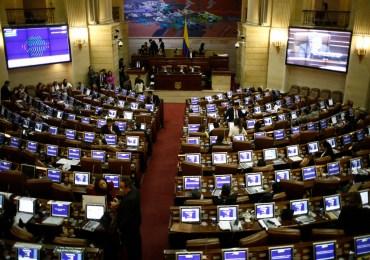 Vergonzoso ausentismo en Cámara para aprobar conciliación de la JEP
