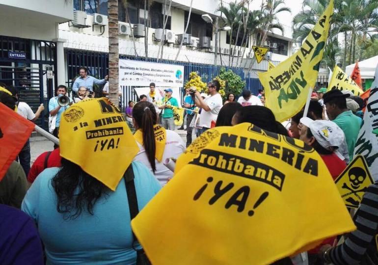 El pueblo y la iglesia salvadoreña dijeron No a la minería metálica