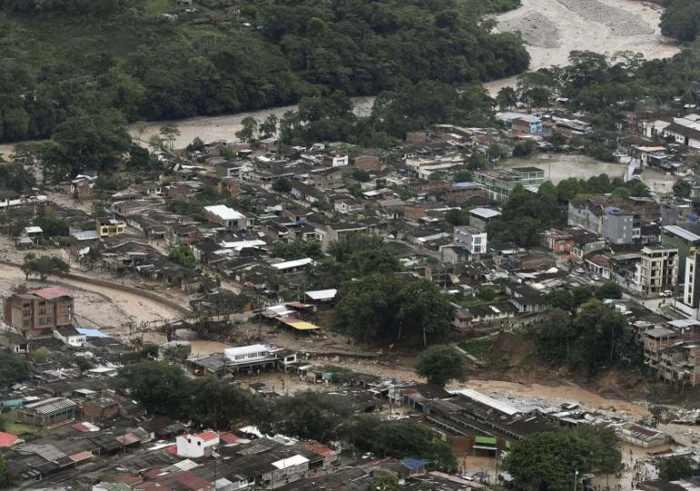 Habitantes de Mocoa denuncian que ayudas no estarían llegando a personas fuera de los albergues