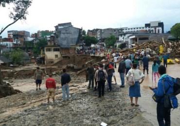 Familiares de desaparecidos de Mocoa exigen que continúe la búsqueda
