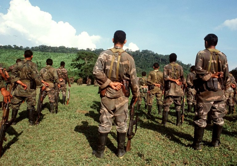 Neoparamilitares amenazan la zona humanitaria de Nueva Vida en Cacarica, Chocó