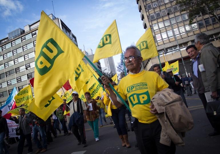 Sanciones del Consejo electoral a la UP limitan participación política