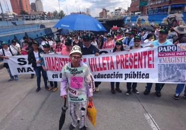 No hay intereses electorales tras las movilizaciones: Sindicatos