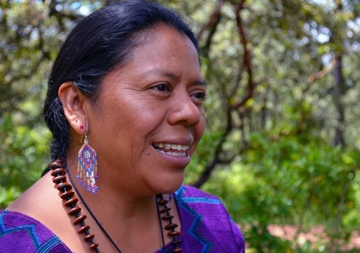 Atentan contra lideresa indígena Lolita Chávez de Guatemala