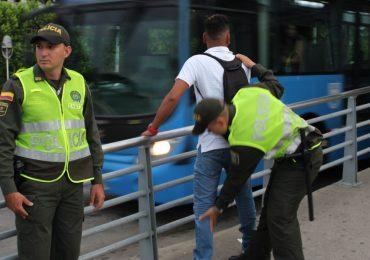 Policía Nacional impuso 168.146 medidas correctivas en primeras seis semanas del año