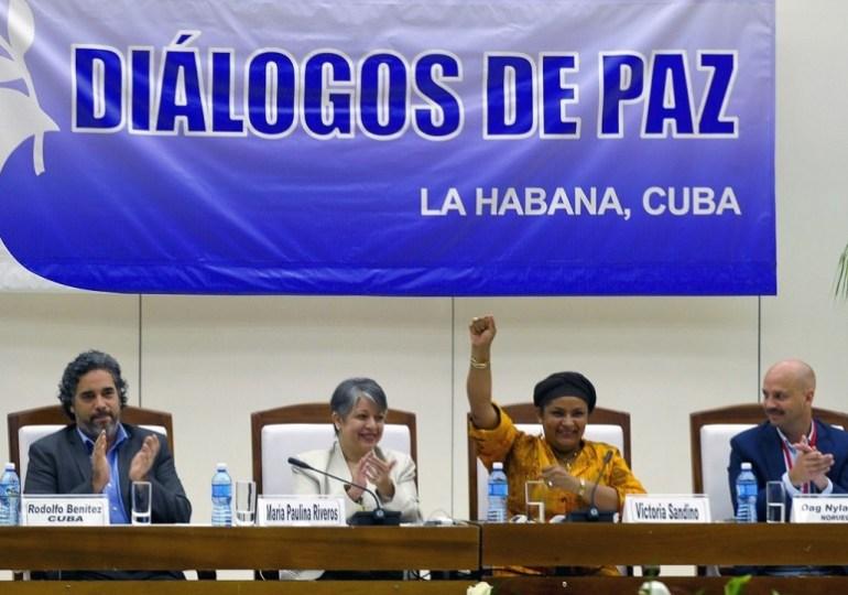 Investigación destaca aporte de las mujeres en el proceso de paz de La Habana