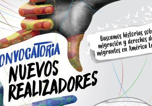Nuevos realizadores a relatar los derechos de los migrantes