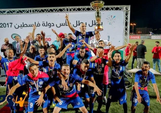 Pese al bloqueo a jugadores por parte de Israel, Gaza gana la copa Palestina de Fútbol