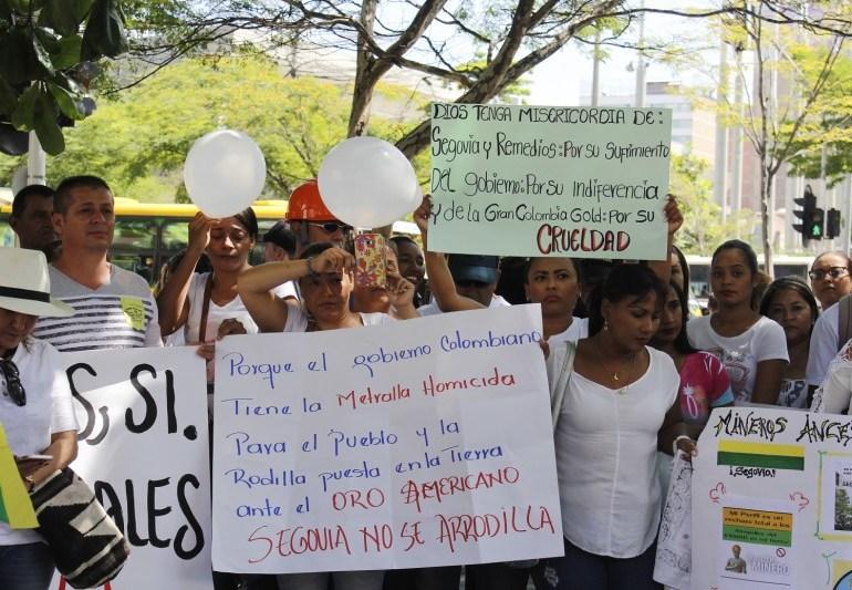 Segovia y Remedios siguen esperando respuestas a crisis laboral y social