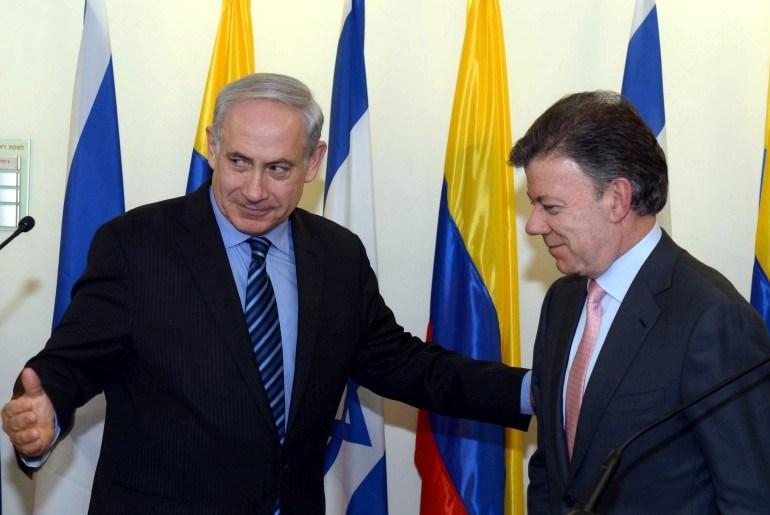 Netanyahu busca acercamientos con Colombia tras boicot en Europa