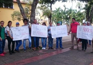 Comunidades de Carmen del Chucurí en alerta por posibilidad de Fraking en su territorio