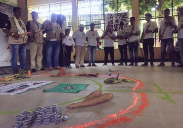 Sexto encuentro de Zonas de Reserva Campesina en Chaparral, Tolima