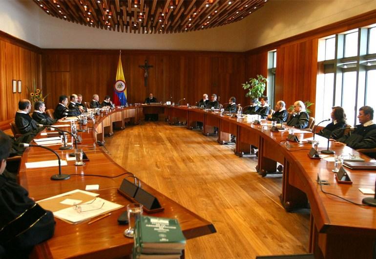 Al Consejo de Estado le toca sacar la cara por la rama judicial