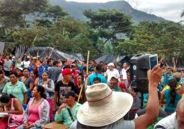 Denuncian asesinato del líder indígena, Arnulfo Catimay