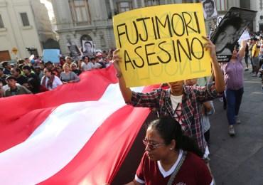Indulto a Alberto Fujimori es ilegal según organizaciones de DDHH y víctimas