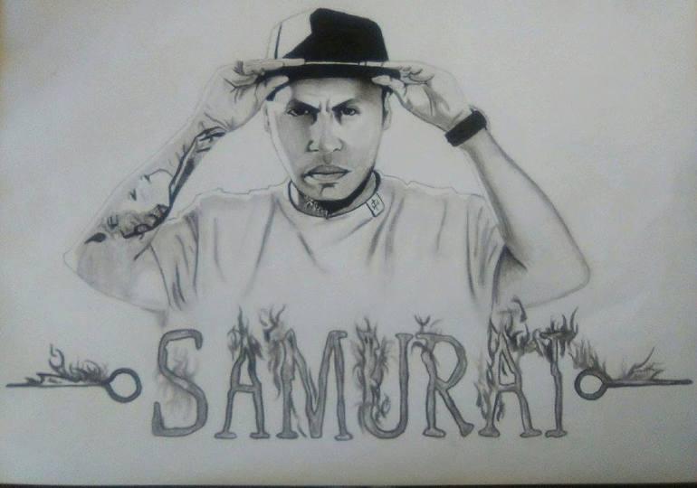 Samurái, el poeta de las líricas del Rap