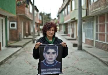 ''Mi hijo para mí es un gran héroe'': María Sanabria, una de las madres de Soacha