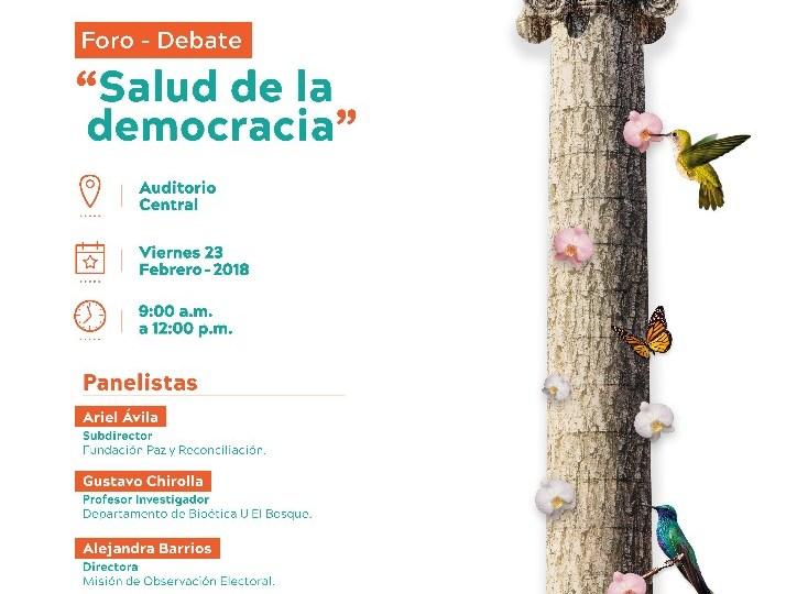 La salud de la democracia: una mirada desde la bioética
