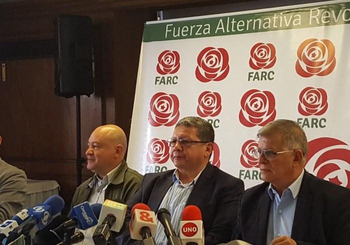 CNE inició persecución política contra FARC: Carlos Lozada