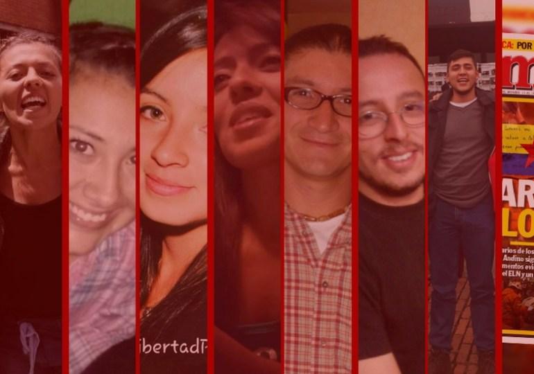 La versión de los jóvenes capturados por el atentado en el Centro Comercial Andino