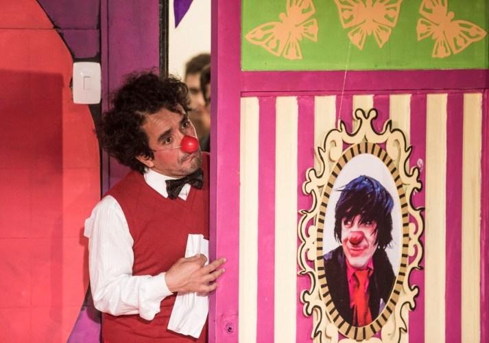 Del clown al drama