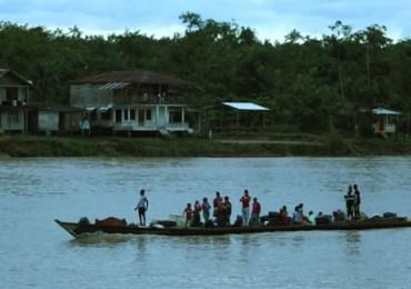 Continúan las amenazas y presiones a comunidades del Bajo Atrato