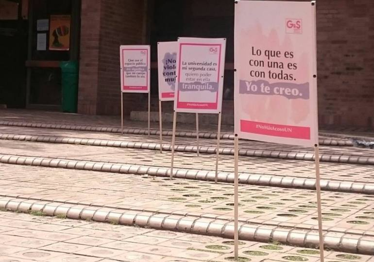 Universidades públicas y privadas en deuda con las mujeres víctimas de acoso sexual