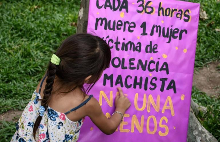 Estado falla en la protección de derechos de las mujeres y las niñas