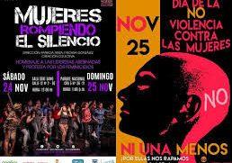 Arte y cultura en el día de no violencia contra las mujeres