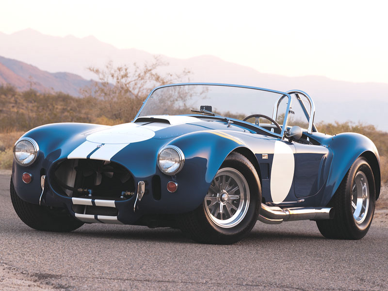 ac-cobra-original 1966 criado por Carrol Shelby