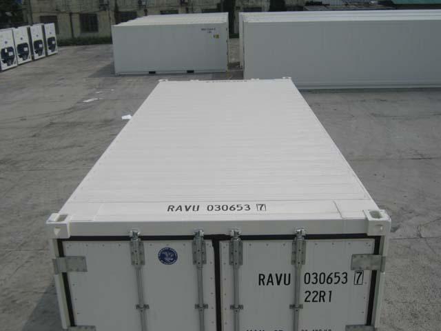 Container 20 pieds isotherme frigorifique occasion prix discount
