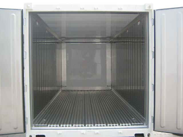 Container frigorifique reefer 20 pieds occasion  Conteneur reefer occasion