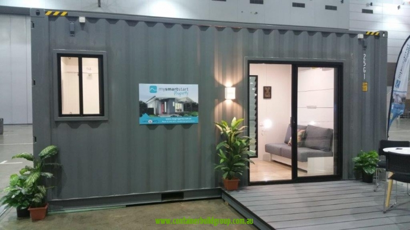 Tiny House  Container Homes  PopUp Shops