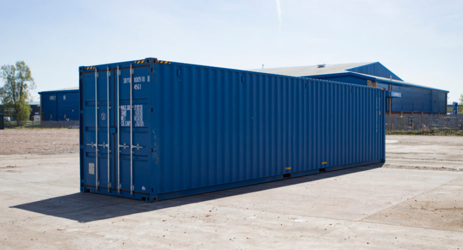 New 40ft High Cube Shipping Containers for Sale