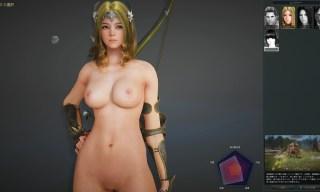 Black Desert Online Nude Mod