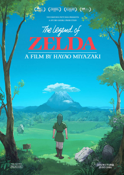 The Legend of Zelda Ghibli Trailer-01