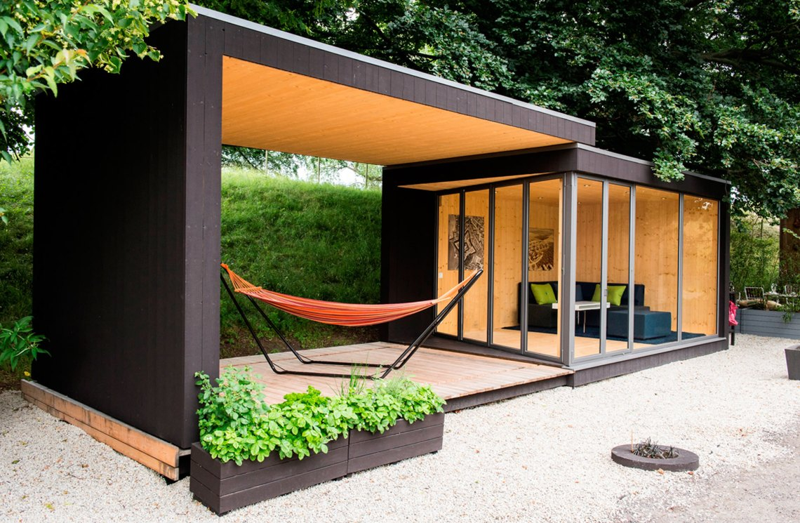 Recycled Shipping Containers - Container King Thailand -Container Accomodation