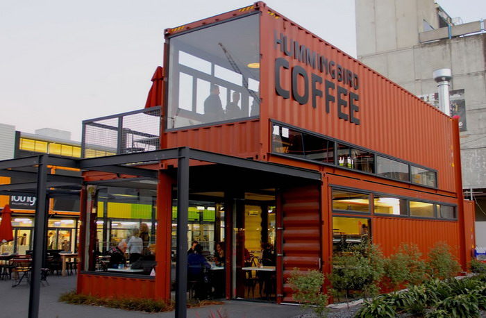Exceptionnel Recycled Shipping Containers   Container King Thailand   Converted Shipping Container  Office