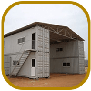 Converted Shipping Containers - Workshop Containers