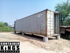 Container Kings Thailand - Accommodation Unit 40ft A 009