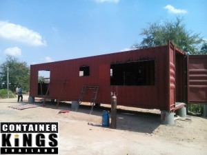 Container Kings Thailand - Accommodation Unit 40ft A 011