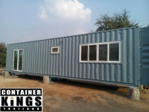 Container Kings Thailand - Accommodation Unit 40ft A 020